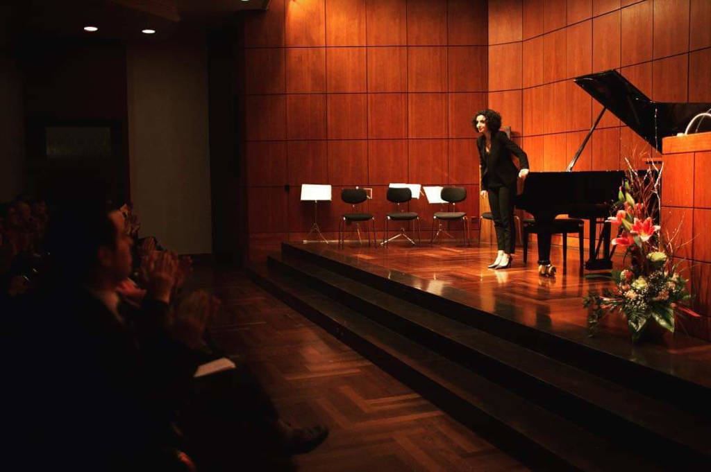 Diana Sahakyan - Konzert